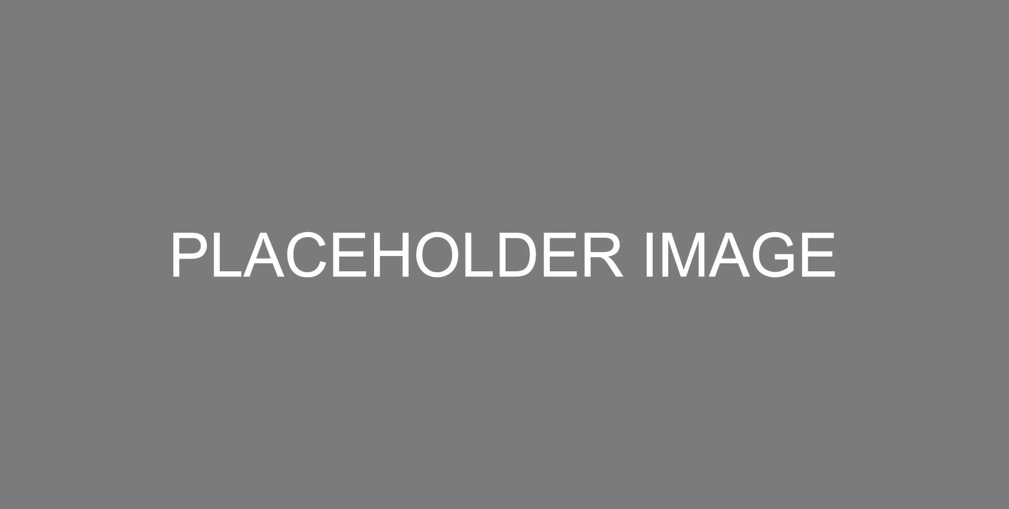 big placeholder - Gallery Template