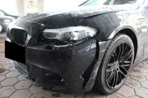 Unfallschaden BMW 530d Gutachten