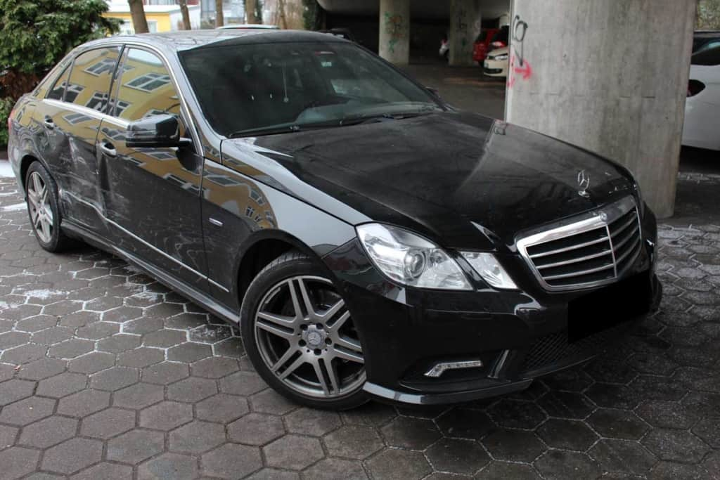 unfallschaden Mercedes E Klasse gutachten 1024x683 - Partner post — basic