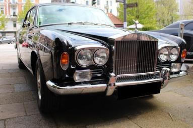 Oldtimergutachten KFZ Gutachter Rolls Royce - Kfz Gutachter Norderstedt
