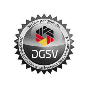 DGSV Siegel Kfz Gutachter Raiolo Hamburg