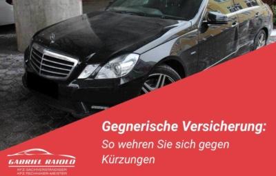 Gegnerische Versicherung 400x255 - Fahrerflucht: Unerlaubtes Entfernen vom Unfallort kann hohe Strafen nach sich ziehen!