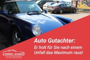 auto gutachter 300x200 - Auffahrunfall - Abwicklung, Kosten und mehr im Überblick