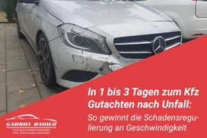 gutachten nach unfall 300x200 - HUK Coburg Schadensmeldung: Das sollten Geschädigte / Unfallverursacher wissen!