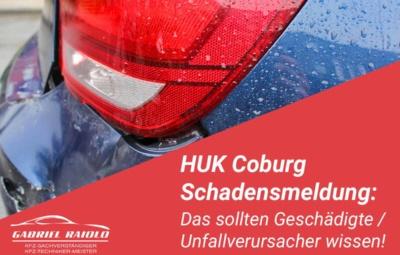 huk coburg schadensmeldung 400x255 - Fahrerflucht: Unerlaubtes Entfernen vom Unfallort kann hohe Strafen nach sich ziehen!