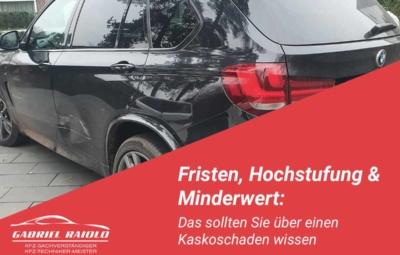 kaskoschaden 400x255 - Parkrempler: So verhalten Sie sich als Geschädigter oder Verursacher am Unfallort richtig!