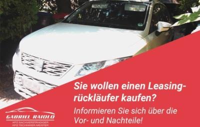 leasingruecklaeufer 400x255 - Parkrempler: So verhalten Sie sich als Geschädigter oder Verursacher am Unfallort richtig!