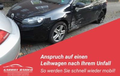 leihwagen nach unfall 400x255 - Parkrempler: So verhalten Sie sich als Geschädigter oder Verursacher am Unfallort richtig!