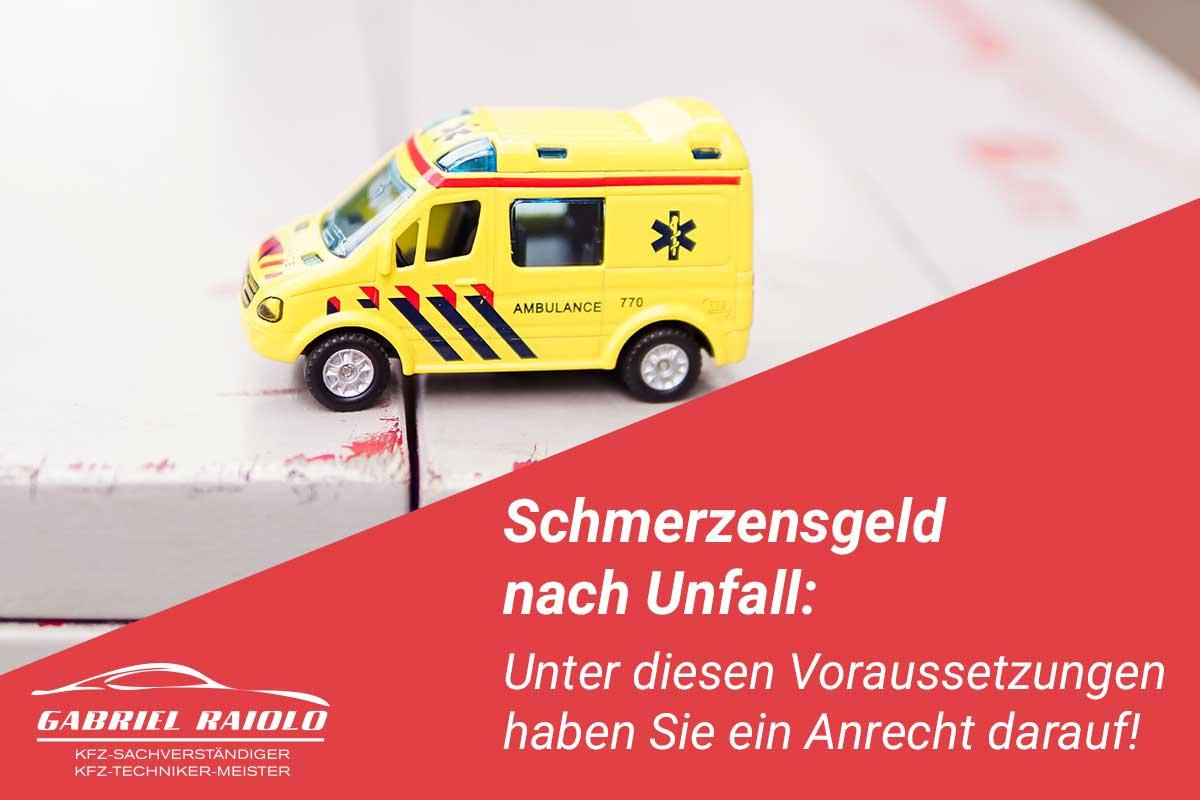 schmerzensgeld nach unfall - Schmerzensgeld nach Unfall: Unter diesen Voraussetzungen haben Sie ein Anrecht darauf!