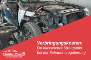 verbringungskosten 300x200 - Auffahrunfall - Abwicklung, Kosten und mehr im Überblick